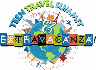 Teen Travel Summit & Extravaganza, Passport Party Project, one brown girl, multicultural travel