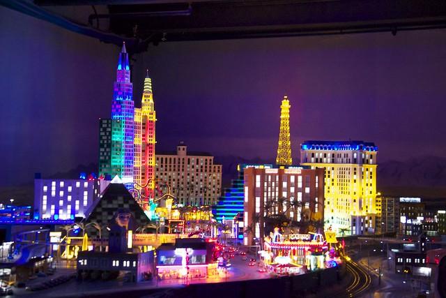 Las Vegas at Miniatur Wunderland