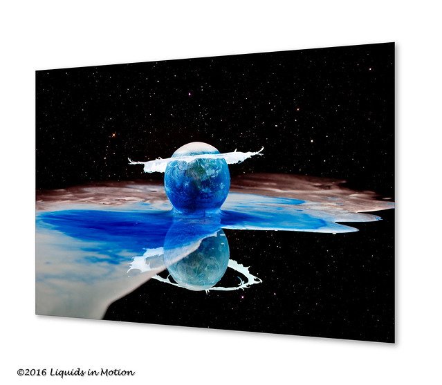 Earth Melts #0745   ©2013 - LiquidsinMotion.us.com