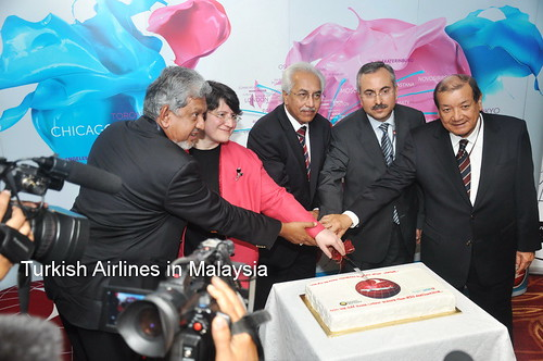 Turkish Airlines in Malaysia 5