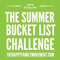 So excited for this year's Summer Bucket List.  @happyfammvmt #happyfamilysummer