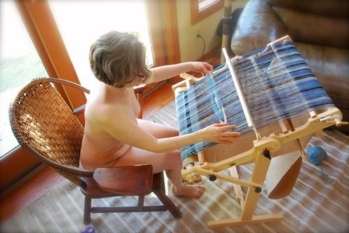 Naked Weaver