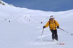 Skitouren-Wochenende Großvenediger, 3667 m, Hohe Tauern. Foto. Foto: Günther Härter.