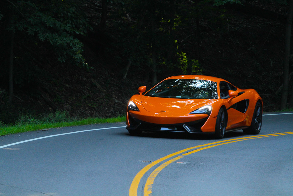 2017 Ventura Orange McLaren 570S: Immaculate Conceptions