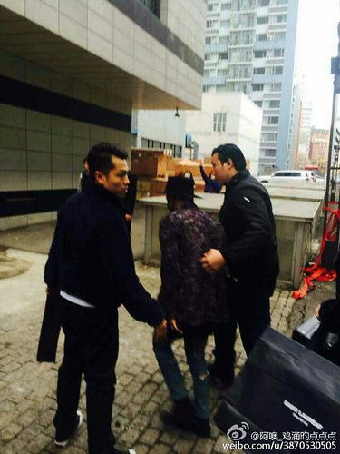 Big Bang - Harbin Airport - 21mar2015 - Tae Yang - 阿噢_鸡涌旳点点点 - 02