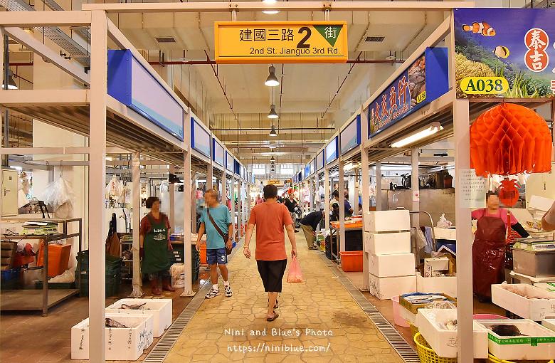 台中新建國市場火車站27