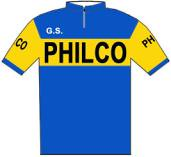 Philco - Giro d'Italia 1961