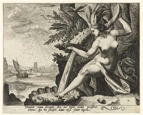 016-El elemento agua, Jacob Gheyn (II), 1588-Rijksmuseum API Collectie