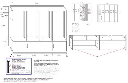 projeto armario FORUM 2