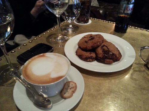 cappuccino cookies Soho House