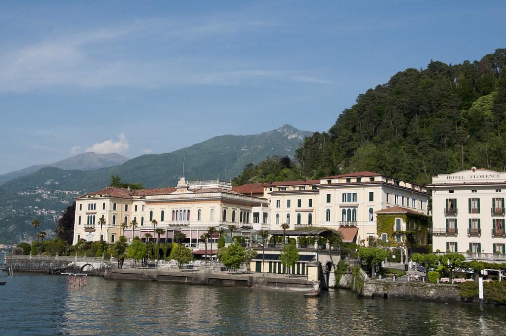 La Perla Hotel Lake Como