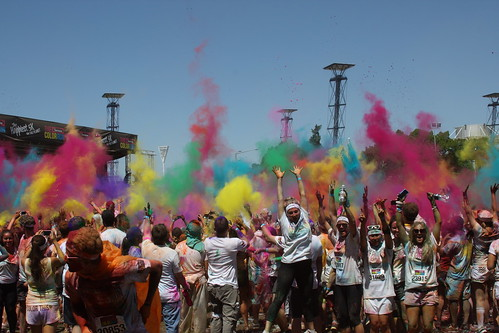 Sydney Color Run - 2013