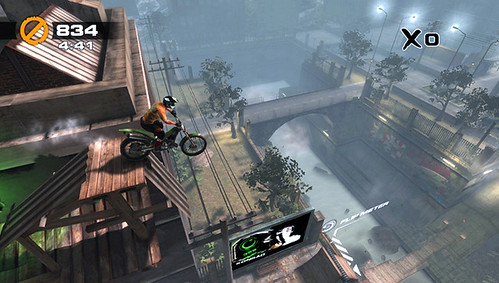 Urban Trial Freestyle PS Vita
