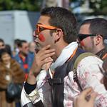 Comparsa en el carnaval de cádiz