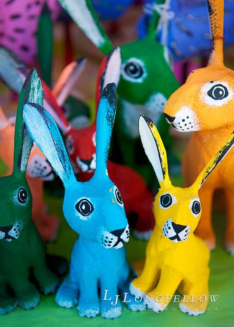 Bright Bunnies 42/365