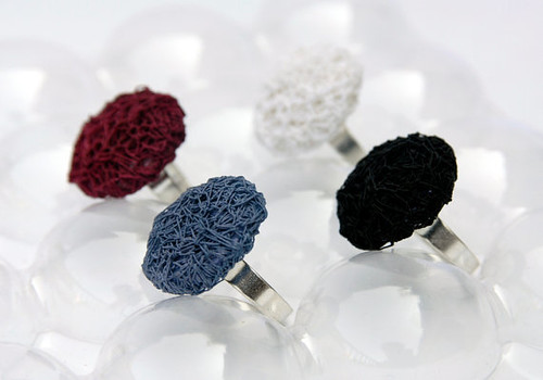 Paper-Yarn-Button-Ring