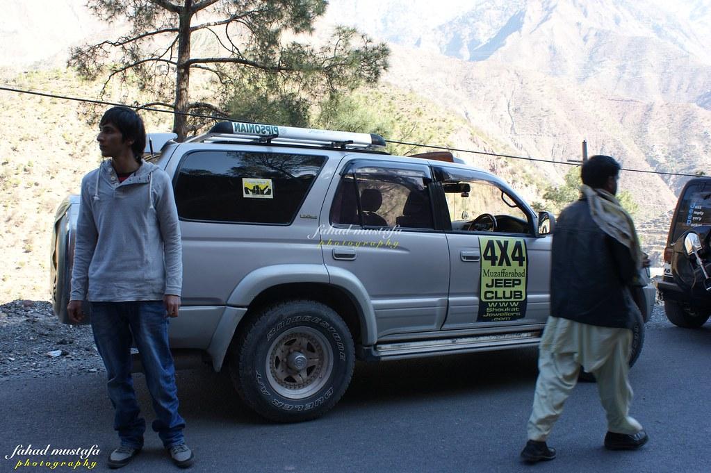 Muzaffarabad Jeep Club Neelum Snow Cross - 8469351124 a8d3f3c27a b