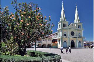 Cuenca Ecuador exports