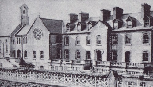c.1958. St Louis Convent Kiltimagh, Co. Mayo, Ireland