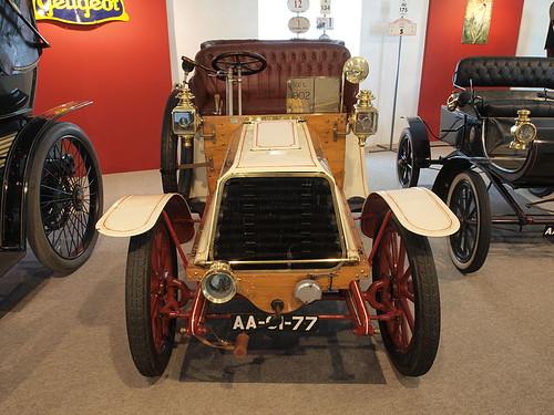 1902 Darracq, 12hp