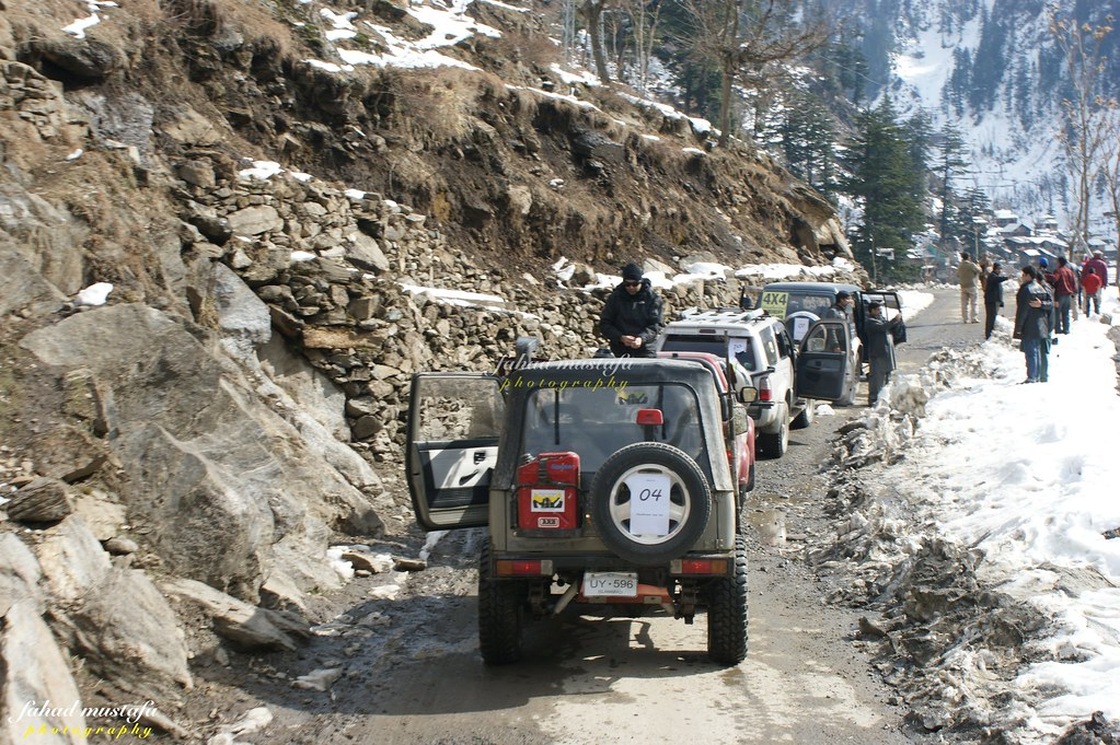 Muzaffarabad Jeep Club Neelum Snow Cross - 8470818525 050c5ab1a6 b
