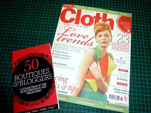 CLOTH Magazine, Issue 15 - 01