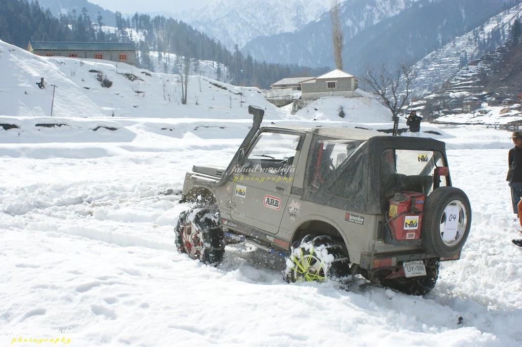 Muzaffarabad Jeep Club Neelum Snow Cross - 8471813692 17980f6a3d b
