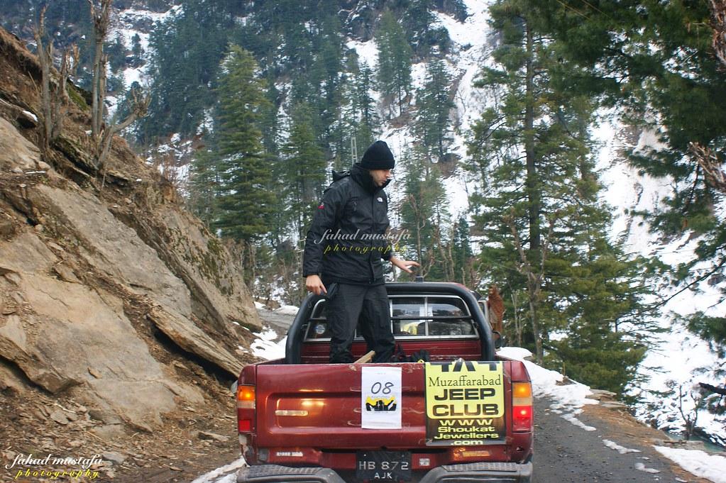 Muzaffarabad Jeep Club Neelum Snow Cross - 8471923708 4ffda71173 b