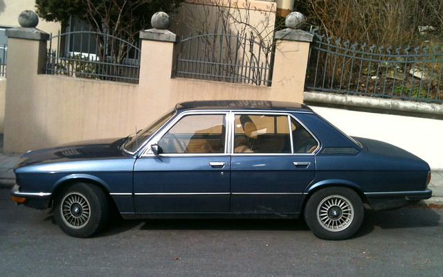 BMW 525 (E12)  Flickr  Photo Sharing!