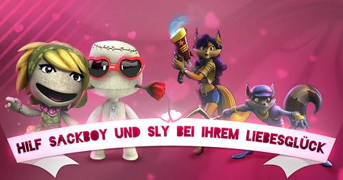 Valentinstag PlayStation.Blog