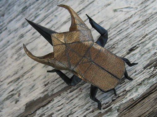 Origami-Atlas-Beetle-Brooch