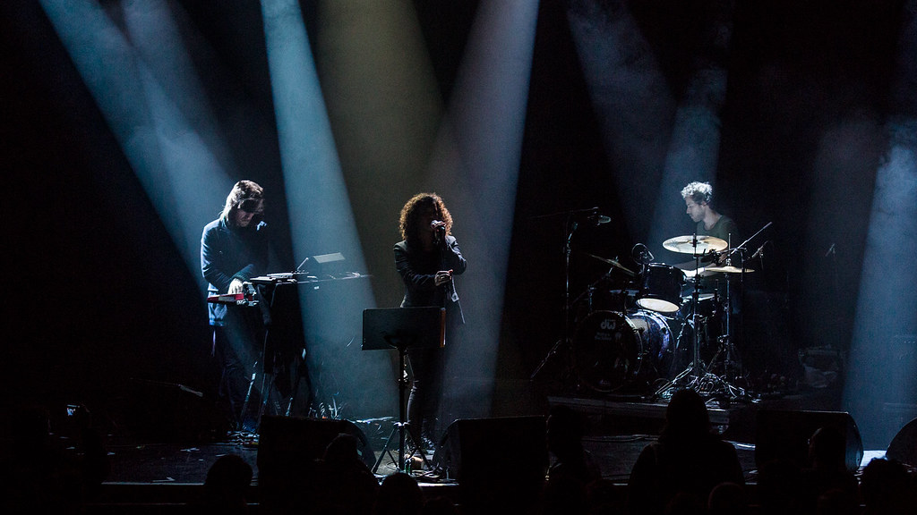 Neneh Cherry & RocketNumberNine - by:Larm 2013