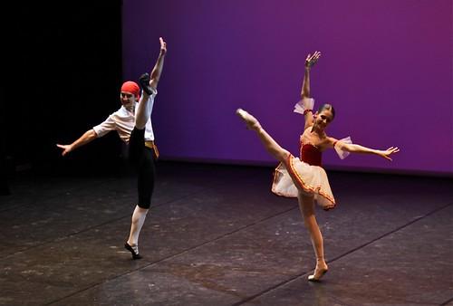 Daria Khokhlova and Andrey Bolotin