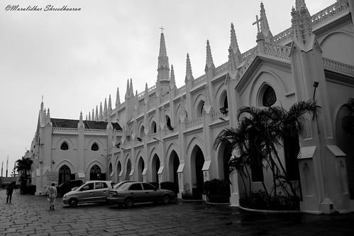 San Thome Basilica by mshreedhaaran