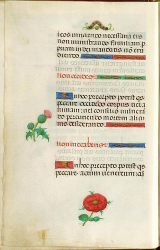 013-21 verso-GKS 1605 4 º Salterio - 1500-1535- The Royal Library