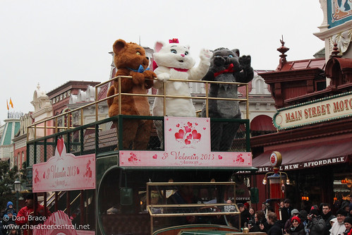 """Be My Valentine"" Cavalcade"