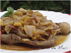 filete de novillo con manzana 2
