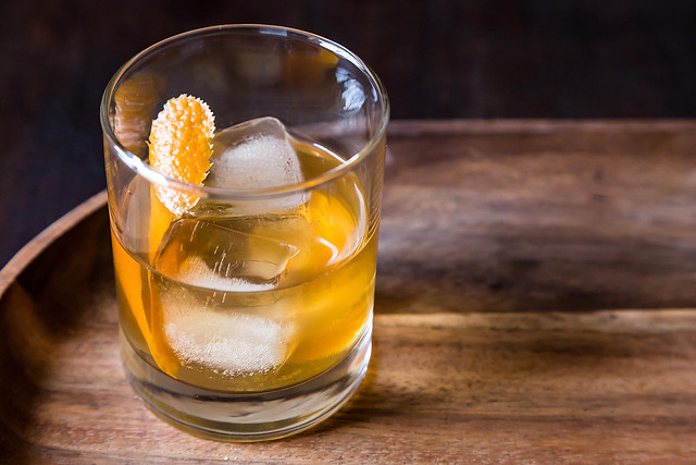Old Fashioned from Food52