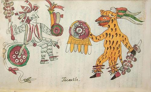 002-Segunad fiesta Tocoxtle-Códice Veitia- Biblioteca Virtual Miguel de Cervantes