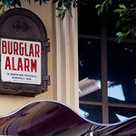 Beautiful Burglar Alarm