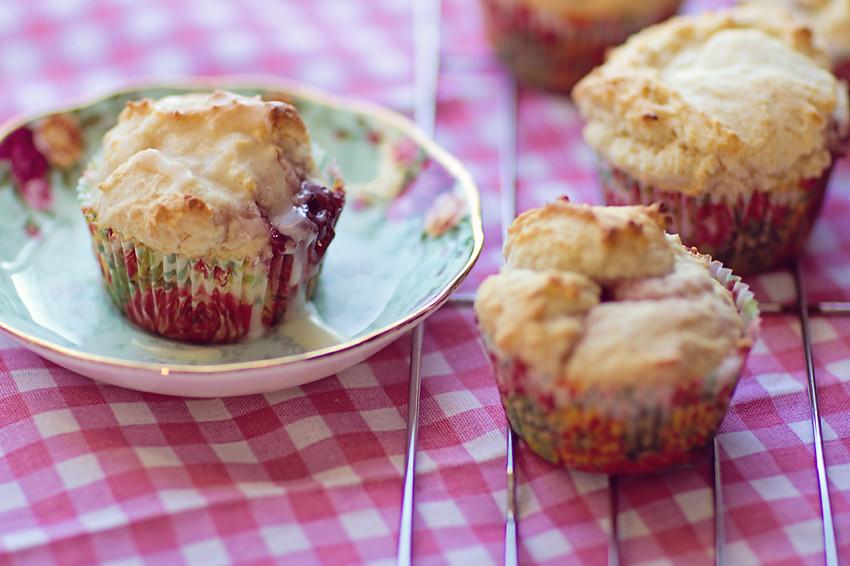 jam muffin