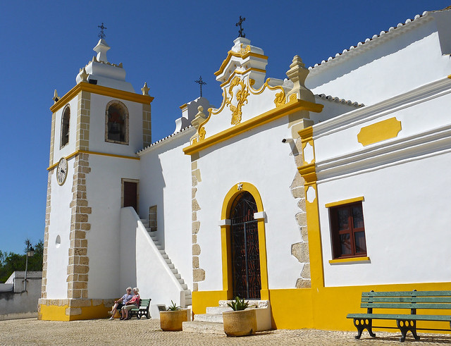 Church of Alvor