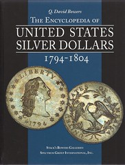 Bowers Silver Dollars 1794-1804