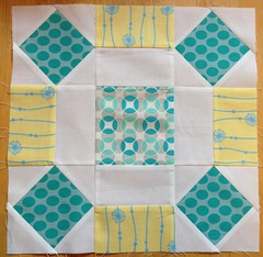 4x5 Modern Quilt Bee - Winter Round