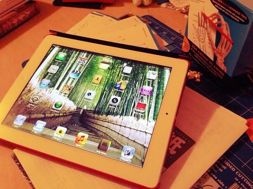 My iPad 3