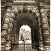 UK - Oxford - Botanic Gardens Archway 01 corrected by Darrell Godliman