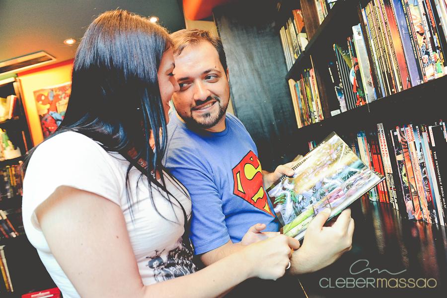 Ana e Fabio E-session na Loja Geek Alameda Santos (17 de 38)