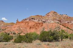 Palo Duro Canyon - Wide Terrain