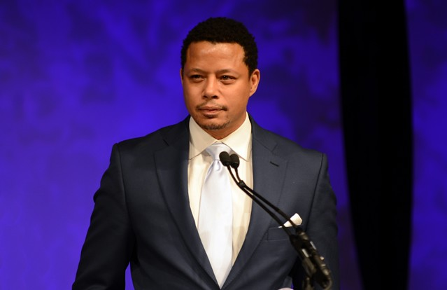 Terrence Howard in Houston