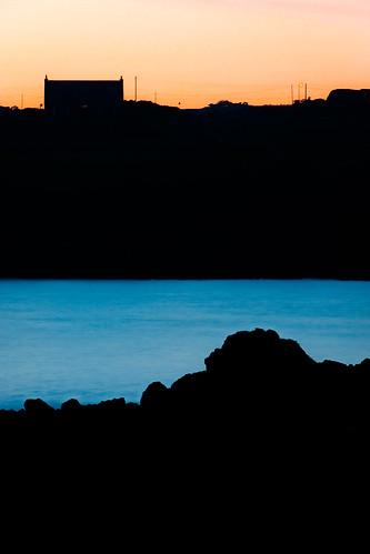 sea silhouette coast scotland sony whithorn dumfriesandgalloway isleofwhithorn nathanreynolds kopex sonya77 nreynolds